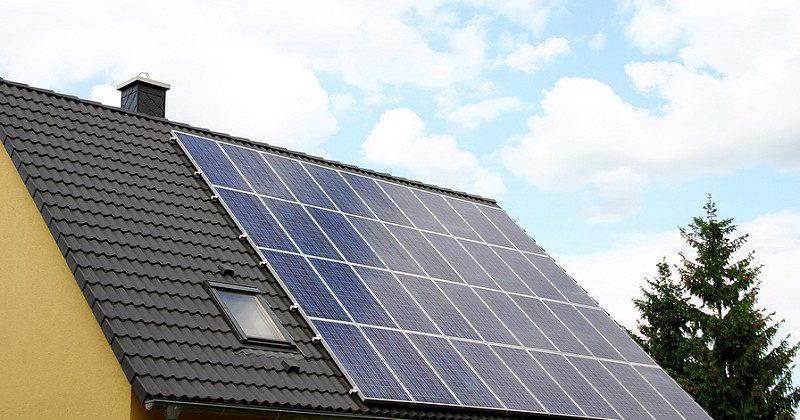 Artık Çatınızda Elektrik Üretebileceksiniz!