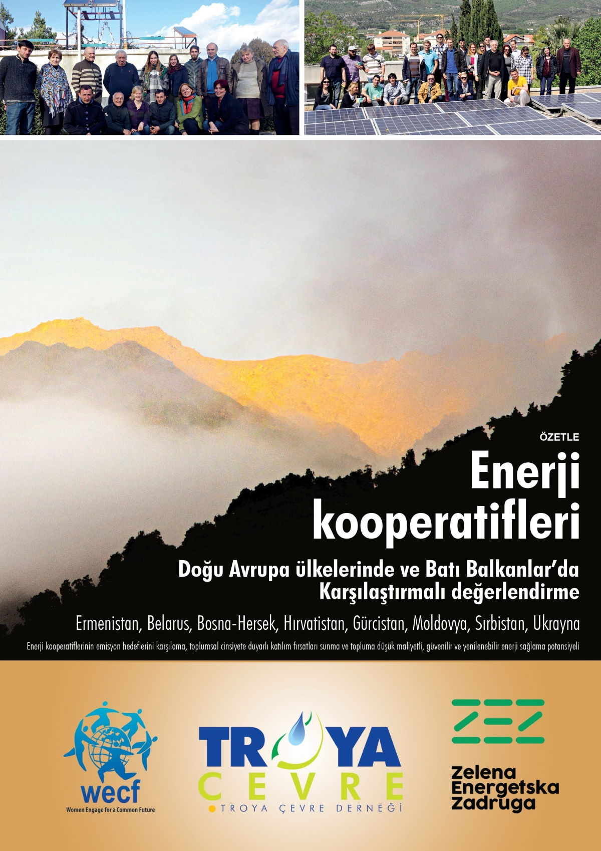 Yeni kitabımız yayında: Enerji Kooperatifleri