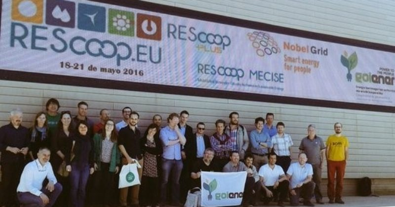 RESCOOP Genel Kurulu Katılımı – 2014