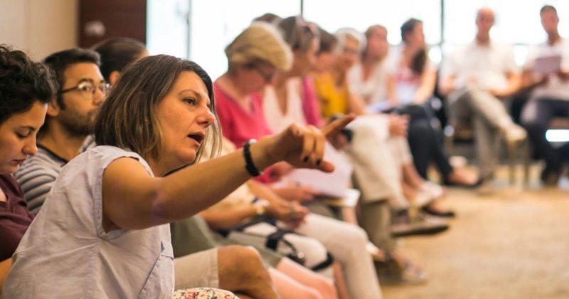 Avrupa'dan sivil toplum çalışanları ile deneyim paylaşımı