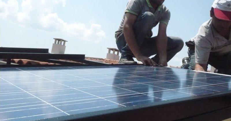 Dernek Çatısına PV sistem yerleştirilmesi – 2014