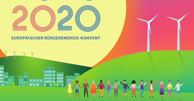 Avrupa genelindeki Yenilenebilir Enerji Kooperatifleri buluşuyor